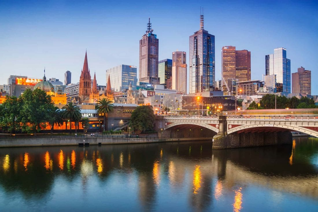 Melbourne loses its crown as the World's Most Livable City | The Thaiger