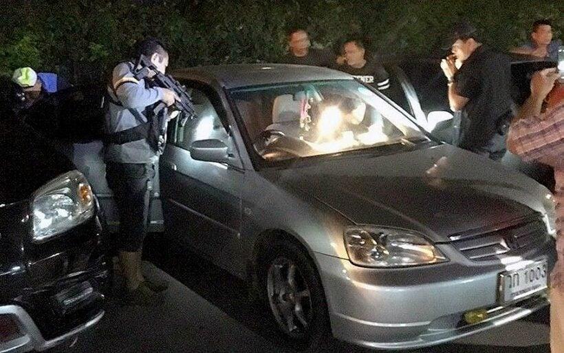 200,000 methamphetamine pills seized in Pattaya   The Thaiger