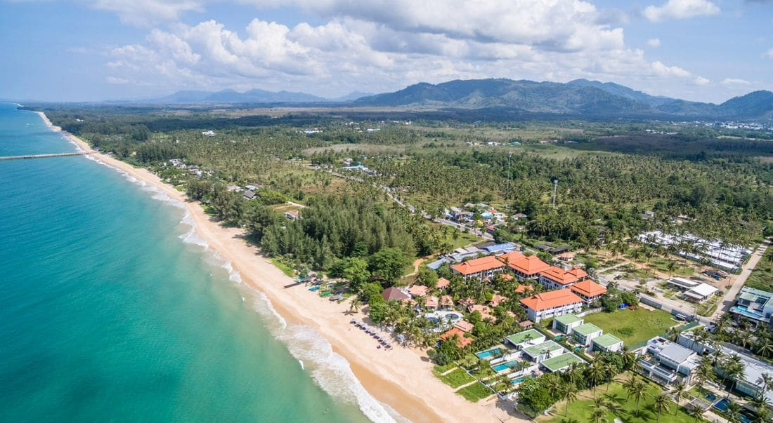 Phuket's hotel and property players look north | The Thaiger