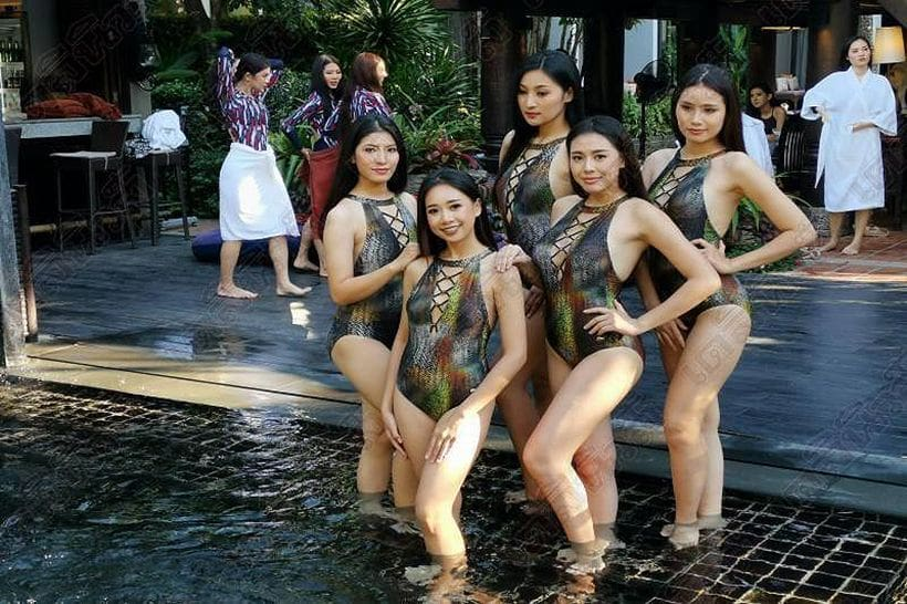Chiang Mai hosts pageant to promote OTOP   News by Thaiger