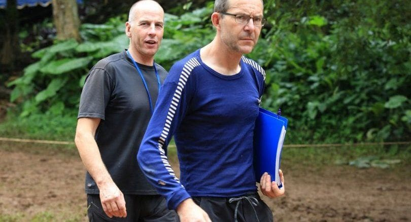 UK honours given to British divers for Thai cave rescue | News by The Thaiger