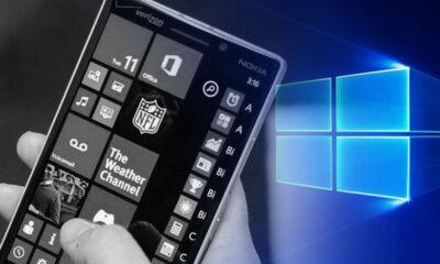สิ้นสุดกันที Microsoft ประกาศหยุดซัพพอร์ต Windows Mobile | The Thaiger