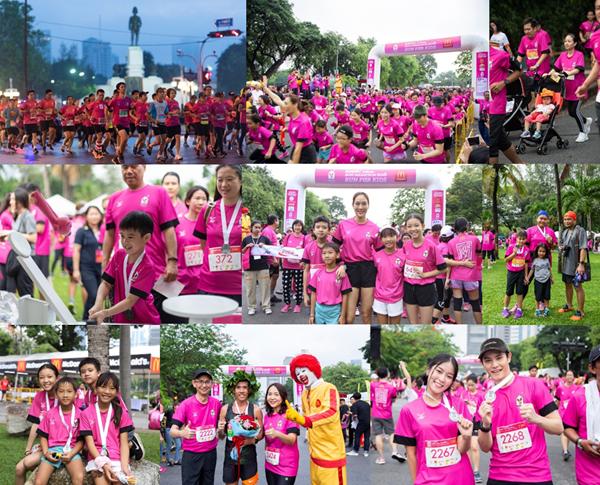 RMHC ชวนวิ่งเพื่อน้อง  RMHC Mini Marathon 'Run for Kids' 2019 แบ่งปันรอยยิ้มเพื่อผู้ป่วยเด็กและครอบครัว | The Thaiger