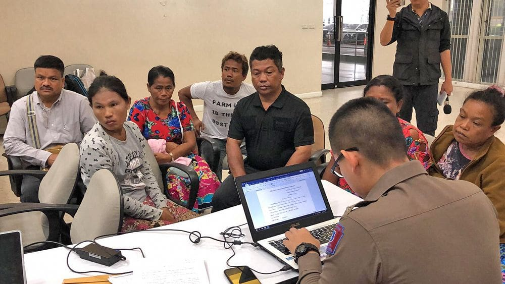 Rawai villagers caught up in romance scams | The Thaiger