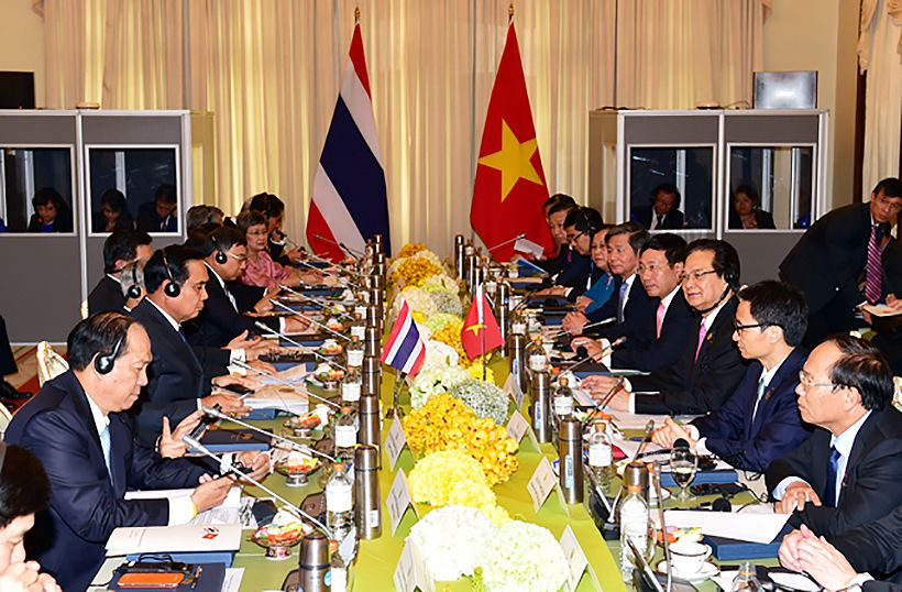 Vietnam and Thailand head toward $20 billion in two-way trade | The Thaiger