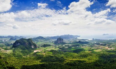 Ukrainian pair rescued from Krabi mountain viewpoint | The Thaiger