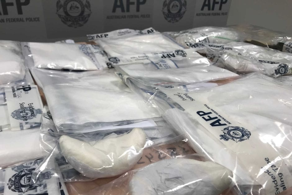 Australian police arrest flight crew over drug smuggling | The Thaiger