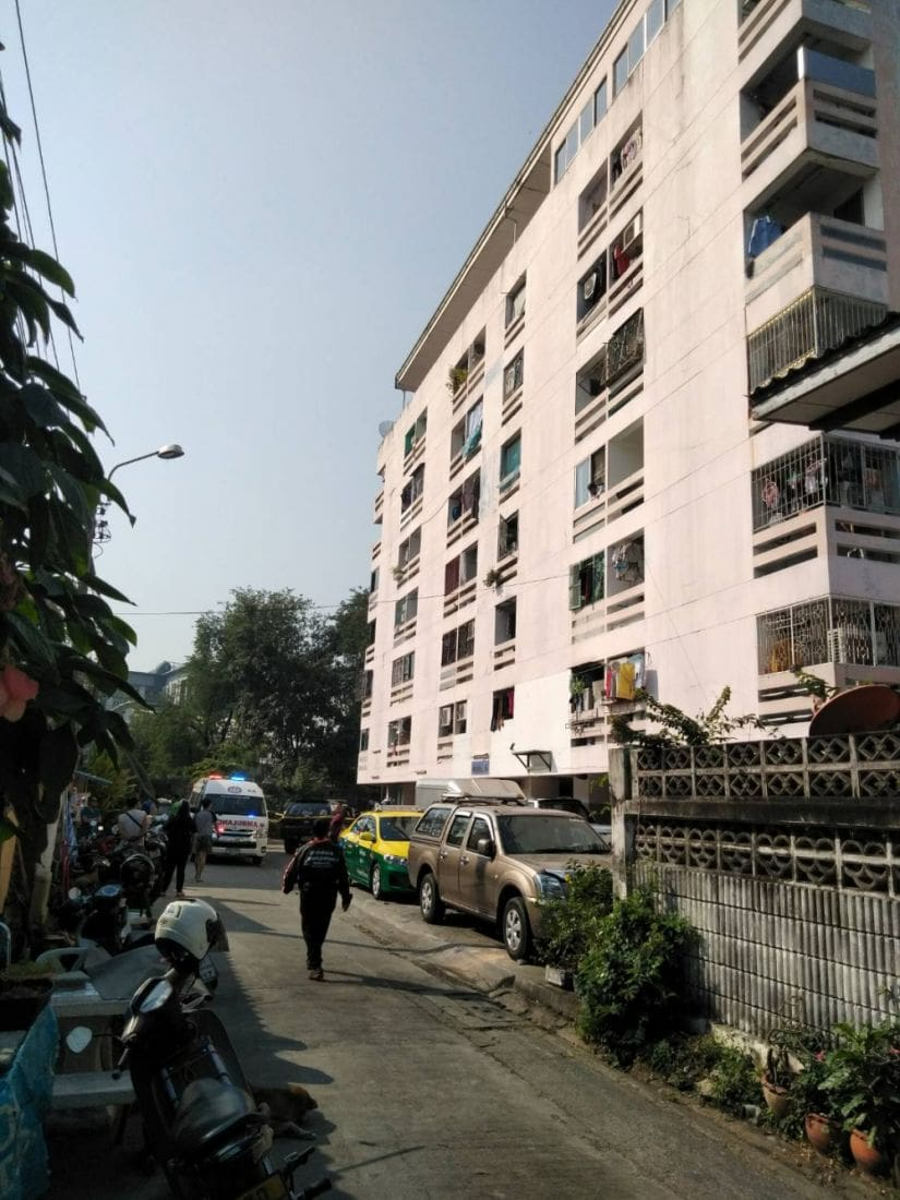 Blind man jumps from Bangkok apartment building | News by Thaiger