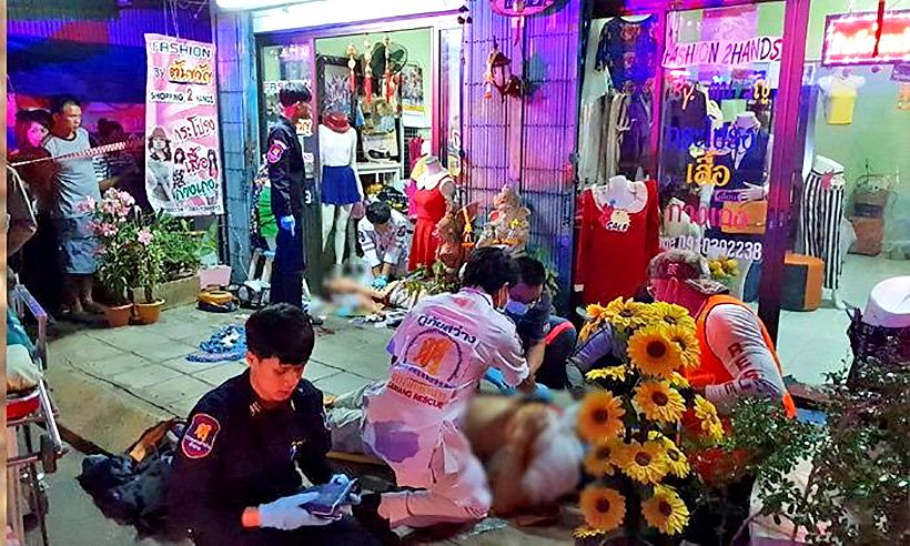 Thai wife shoots cheating husband and mistress in Lampang | The Thaiger