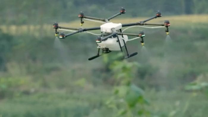 Bangkok Smog: 50 Drones To Be Launched Spraying Molasses To Relieve Smog