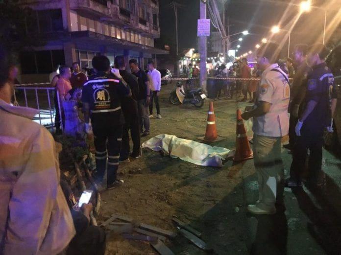 รักต้องฆ่า หนุ่มบุกยิงหัวแฟนเก่าตายคาที่ ก่อนยิงตัวตายตาม | News by The Thaiger