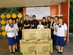 Company rolls out new computers for Chiang Mai school | News by Thaiger