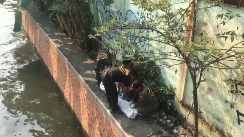 พบศพชายลอยน้ำคลองบางลำพู คาดเสียชีวิตมาแล้ว 1 วัน | News by The Thaiger