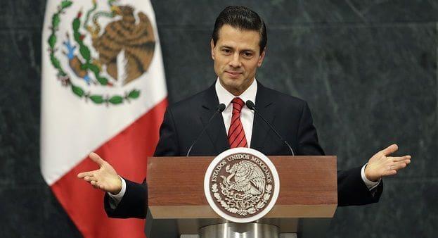 อดีตผู้นำเม็กซิโก ถูกซัดทอด รับสินบนพ่อค้ายาเสพติด 3.1 พันล้านบาท | The Thaiger