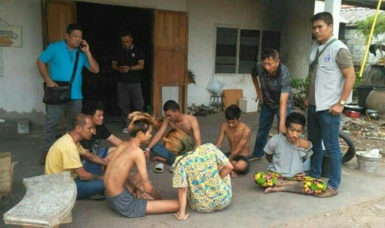แก๊งโจ๋ใจเหี้ยม ถ่ายคลิป- รุมทำร้ายหนุ่ม 17 จนตาย เหตุเบี้ยวค่ายาเสพติด   News by The Thaiger