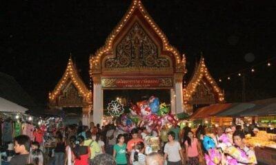 Wat Chalong Fair kicks off on February 4 | Thaiger