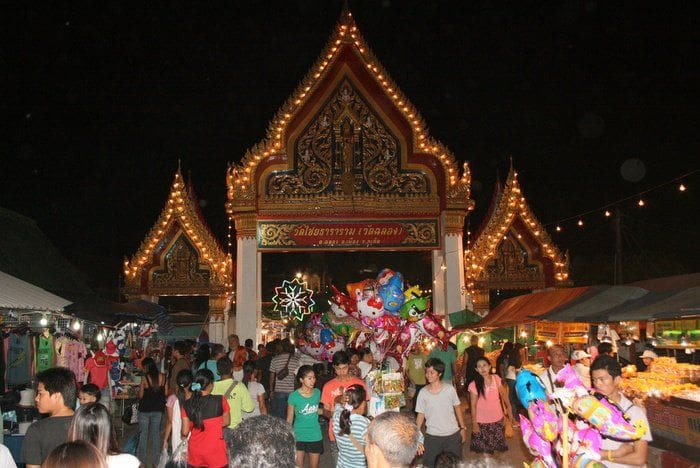 Wat Chalong Fair kicks off on February 4 | The Thaiger