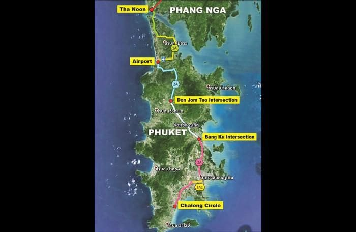 The 35 billion baht white elephant - Phuket's light rail | News by The Thaiger