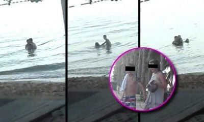 Foreigners frolicking off Jomtien beach attract police attention | The Thaiger