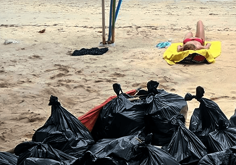 Helping Koh Samui fight the garbage glut | The Thaiger