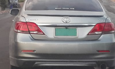What's the use of number plates if you can't read them? | The Thaiger