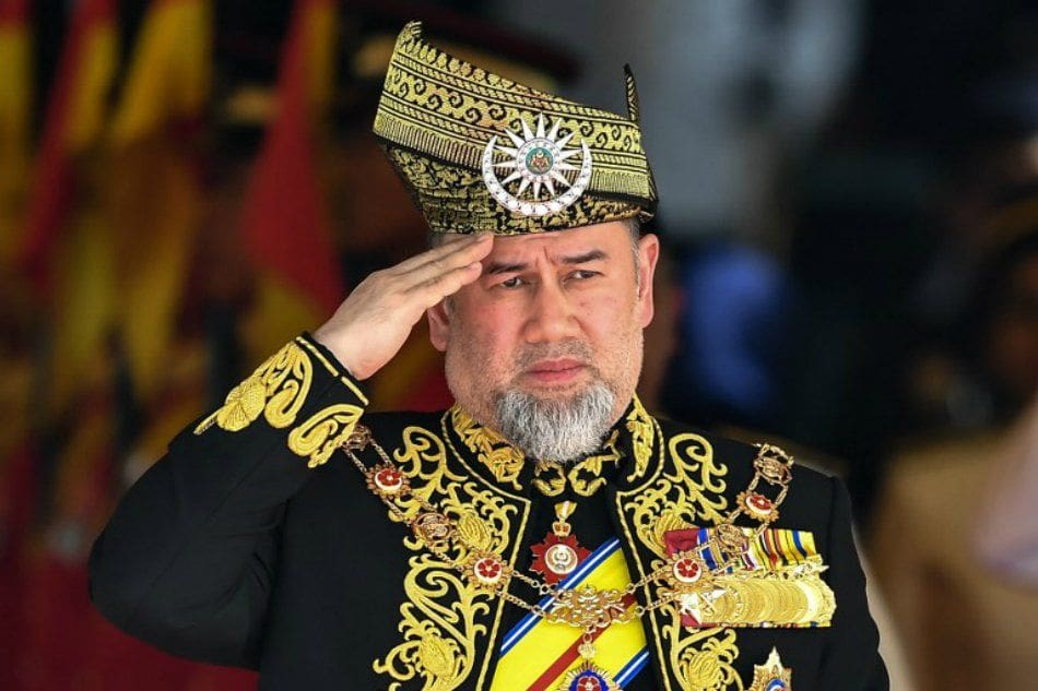 Malaysia's monarch abdicates the throne | The Thaiger