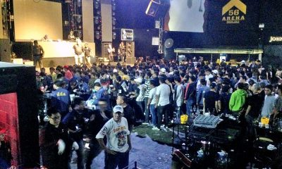 Club raid in Bangkok. Everyone detained tested positive to drug use. | The Thaiger