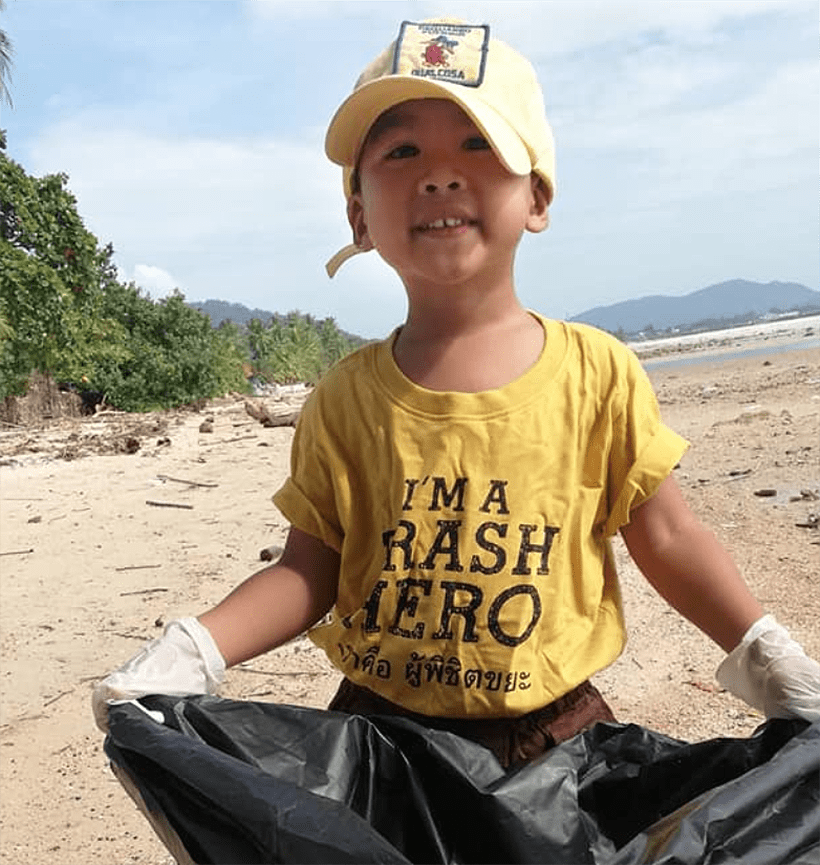 Helping Koh Samui fight the garbage glut | News by The Thaiger