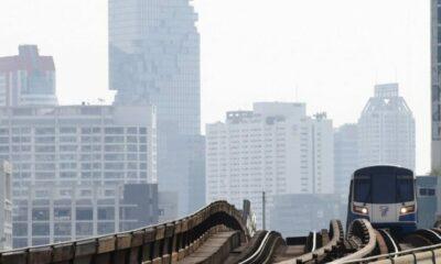 Bangkok smog: Predicted to worsen over weekend   The Thaiger