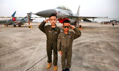 Kids flock to Government House and Don Mueang – Children's Day 2019 | The Thaiger