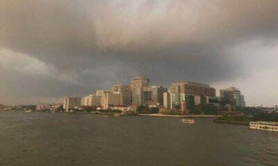 ชุ่มฉ่ำยามเช้า ฝนตกกรุงเทพ หวังช่วยลดปริมาณฝุ่นละออง PM2.5 | The Thaiger