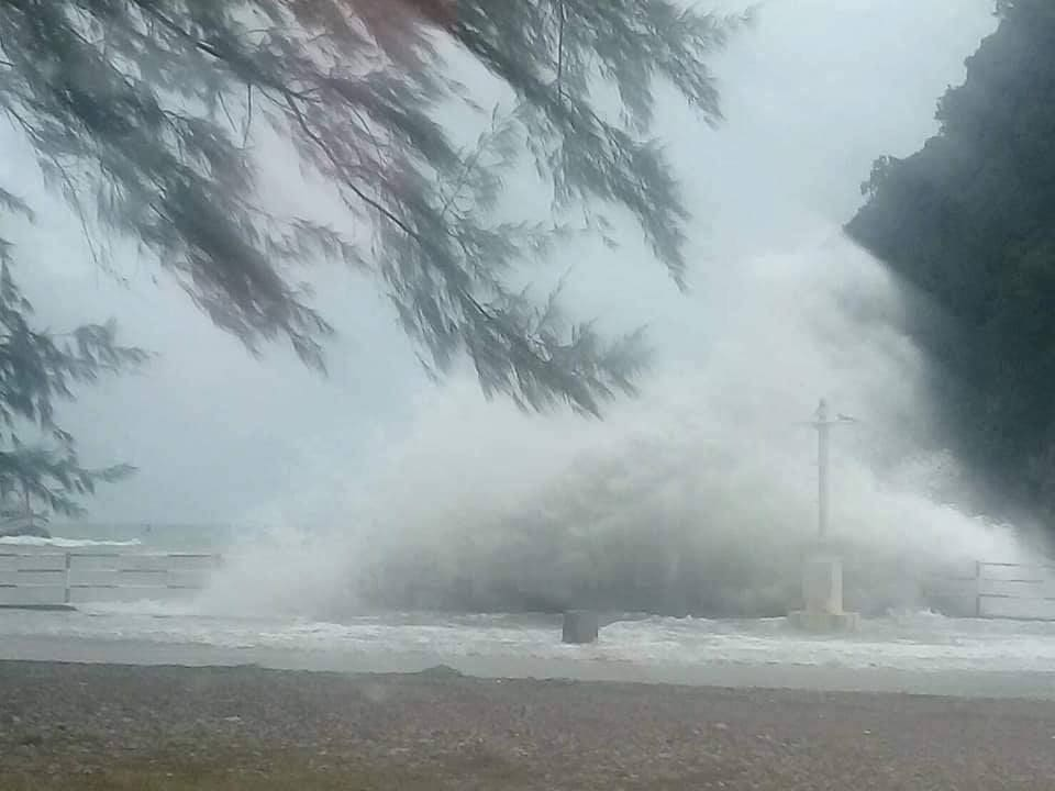 Precautions taken in the south for Pabuk | The Thaiger