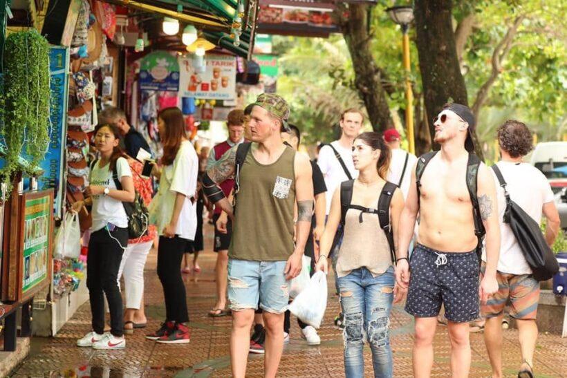 Tourists back on Ao Nang Beach | News by Thaiger