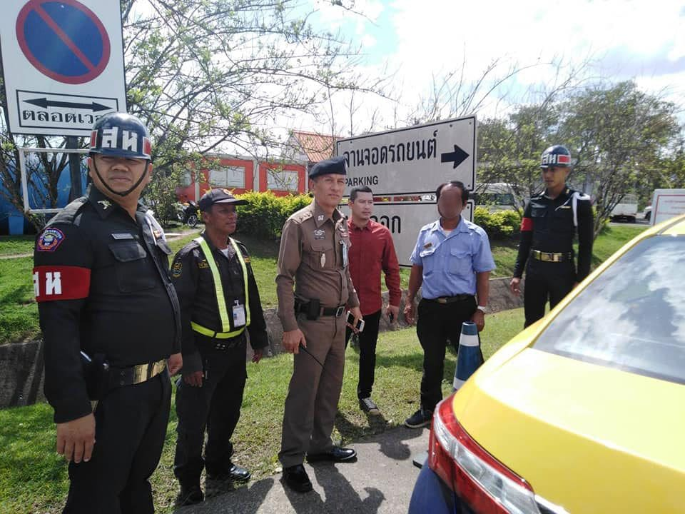Krabi taxi driver fined after not using taxi meter | The Thaiger