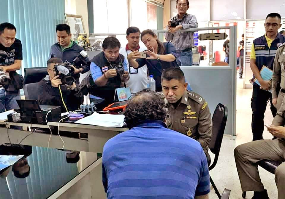 Foreign teacher charged with rape in Pathum Thani | News by The Thaiger