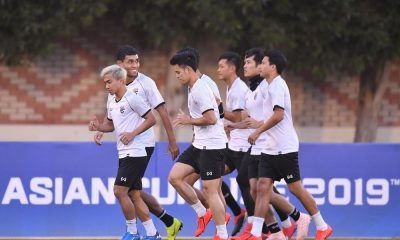 Thailand's War Elephants aiming for an upset over China – Asian Cup | The Thaiger