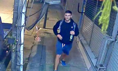 Chiang Rai Tourist Police hunting another foreign graffiti sprayer – VIDEO | The Thaiger