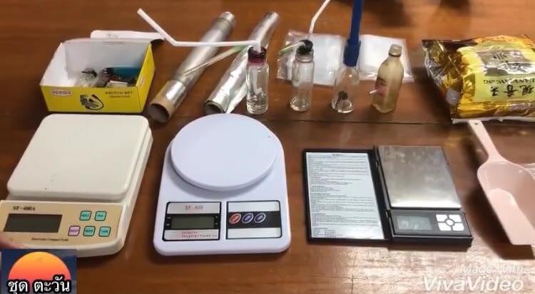 170K meth pills and 2 kg crystal meth seized in Hat Yai | News by Thaiger