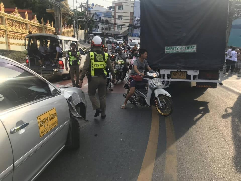 OPINION - One, two, three bad incidents on Patong Hill within 24 hours | News by Thaiger