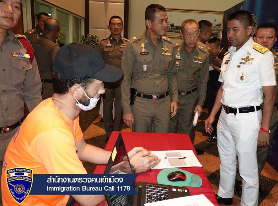 Algerian tourist arrested over tourist thefts in Bangkok | The Thaiger