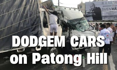 OPINION – One, two, three bad incidents on Patong Hill within 24 hours | The Thaiger