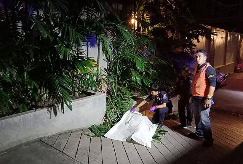 Body of a Korean man found on the ground outside hotel in Pattaya | The Thaiger