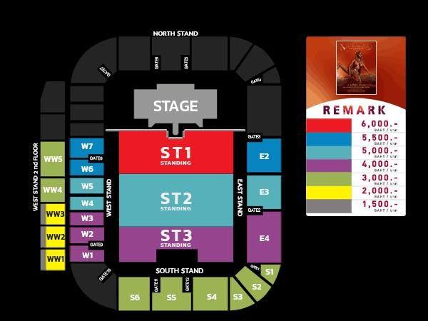 สิ้นสุดการรอคอย คอนเสิร์ตครั้งแรกในเมืองไทย ควีนอ๊อฟแรป