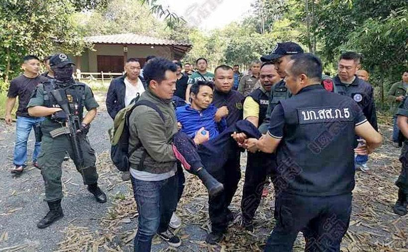 Chiang Mai man arrested after raping his own mother | The Thaiger