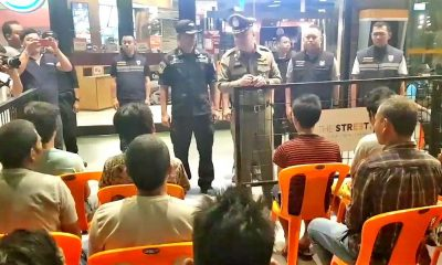 Round 'em up, ship 'em out – another 500 foreigners arrested in crackdown | The Thaiger
