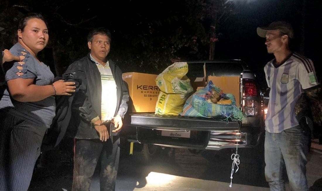 Chiang Mai sting lands family of smugglers in custody | News by The Thaiger
