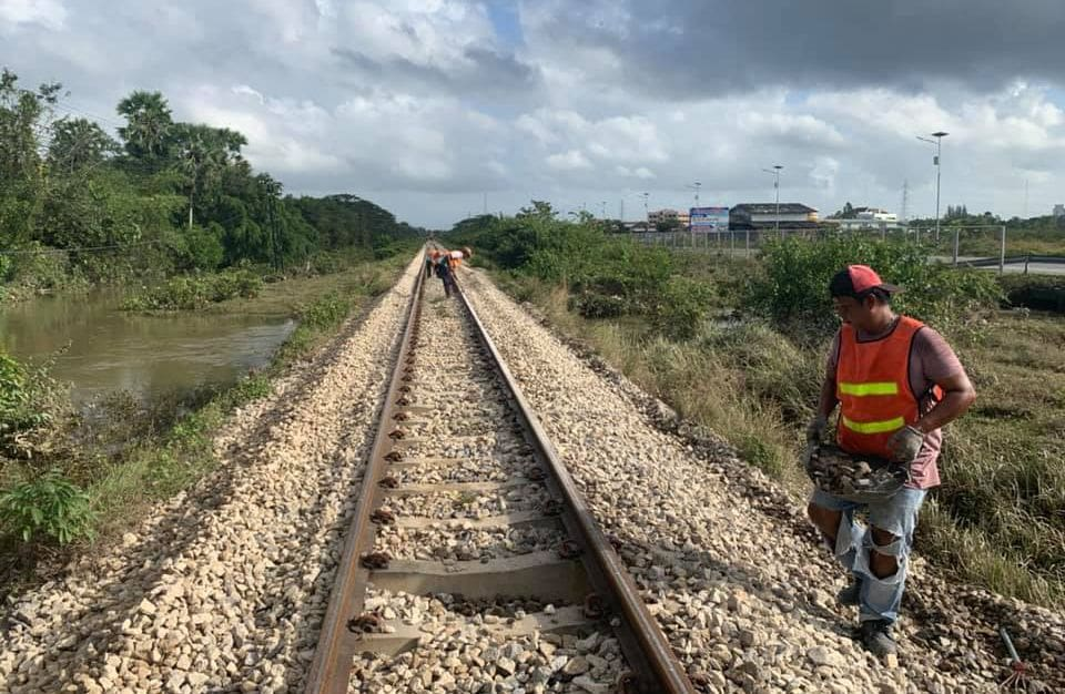 Southern rail services back to normal | The Thaiger