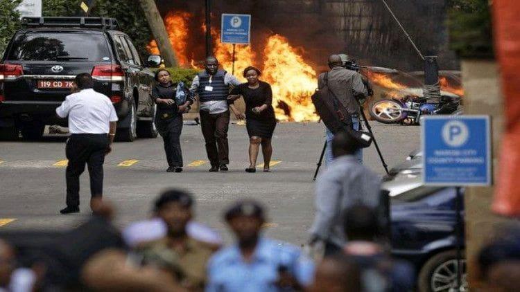คนร้ายกราดยิงโรงแรมดุสิตธานี ที่เคนยา ตาย 15 คนไทยปลอดภัย | The Thaiger