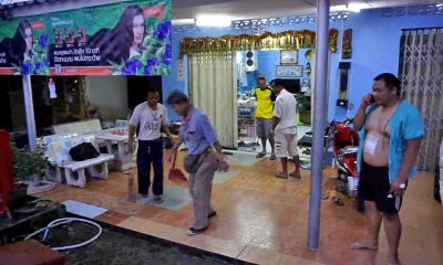Seven dead after murder/suicide at New Year party in Chumphon | The Thaiger