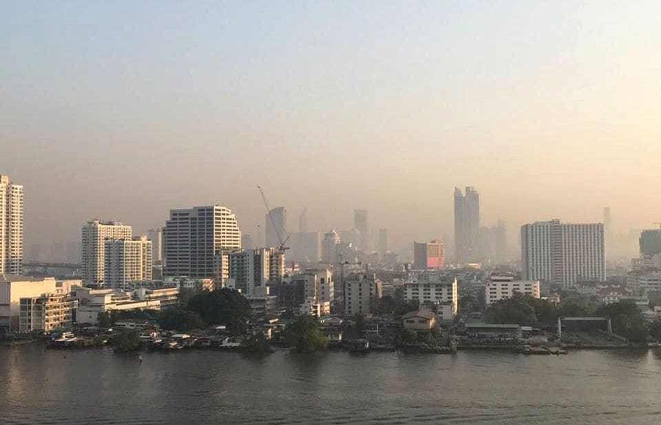 Bangkok air deteriorates today | The Thaiger
